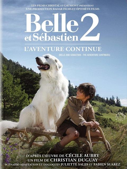 Belle & Sebastien 2 –  The Adventure Continues