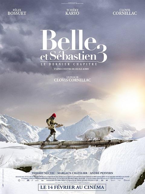 Belle & Sebastien 3 –  Friends for Life