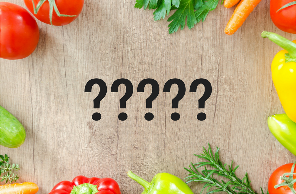 How can you have a nutritious diet when your memory is failing?
