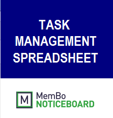 Task Management Spreadsheet