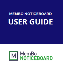 Membo Noticeboard User Manual PDF