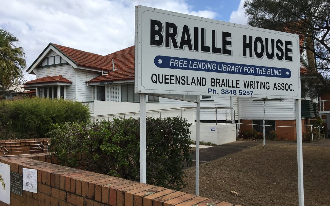 Braille House  – an Inspiration
